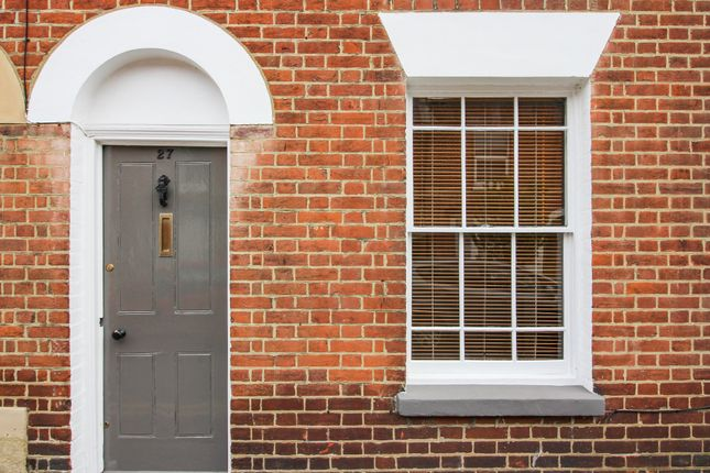 Thumbnail Terraced house to rent in Lansdown Road, Canterbury