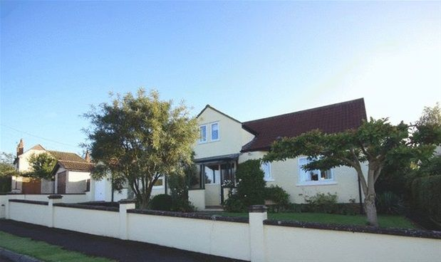 Thumbnail Detached house for sale in Wells, Somerset