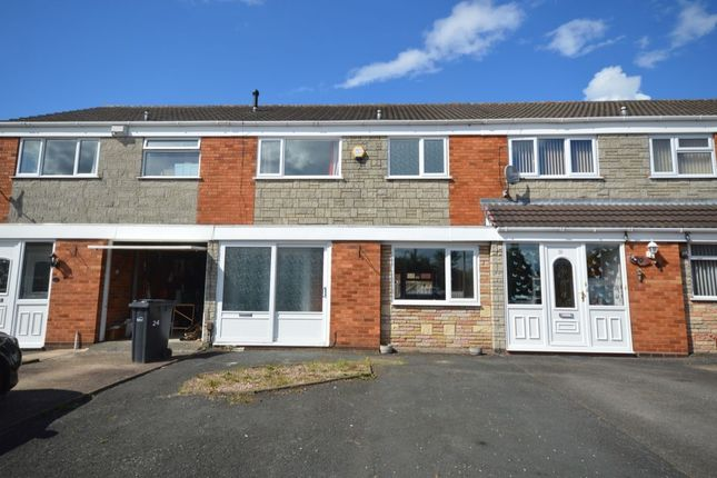 Thumbnail Terraced house for sale in Cradley Park Road, Netherton, Dudley