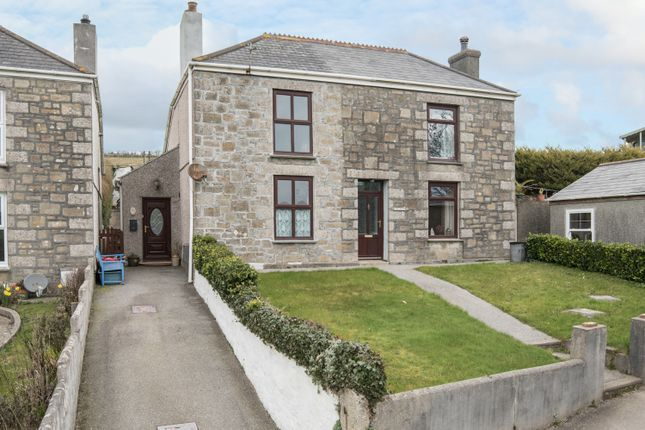 Thumbnail Semi-detached house for sale in Roseworthy, Camborne