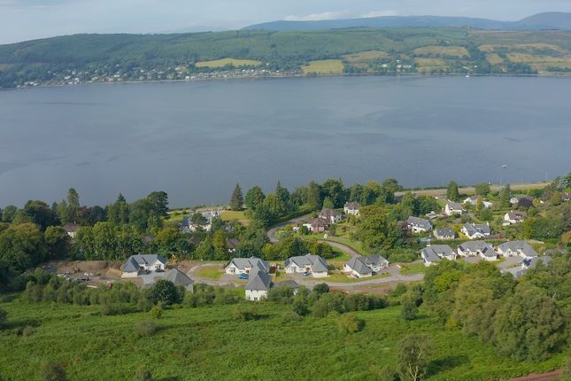 Thumbnail Detached house for sale in Kings Point, Shandon, Argyll And Bute