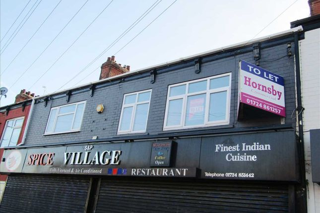 Thumbnail Flat to rent in Doncaster Road, Scunthorpe