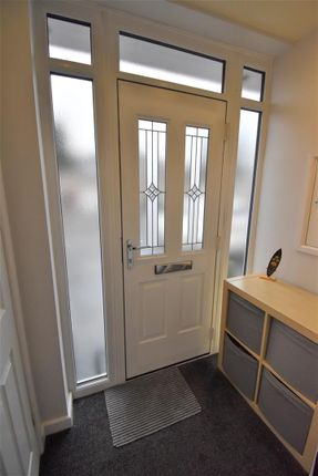 Entrance Hall of Parkfield Avenue, Astley, Manchester M29