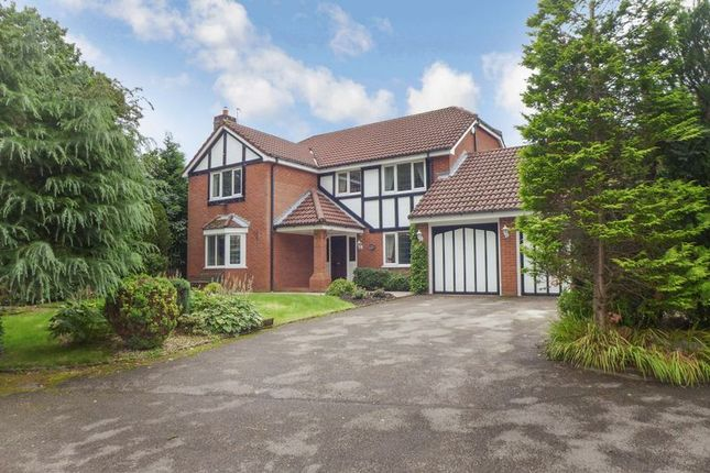 Thumbnail Detached house to rent in Turton Heights, Bradshaw, Bolton