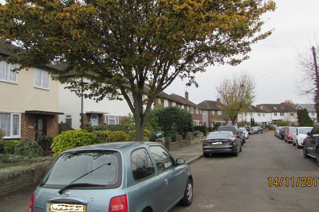 Thumbnail Semi-detached house to rent in Wolsey Close, Southall