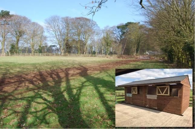 Equestrian property for sale in Quarry Road, Neston, Cheshire CH64