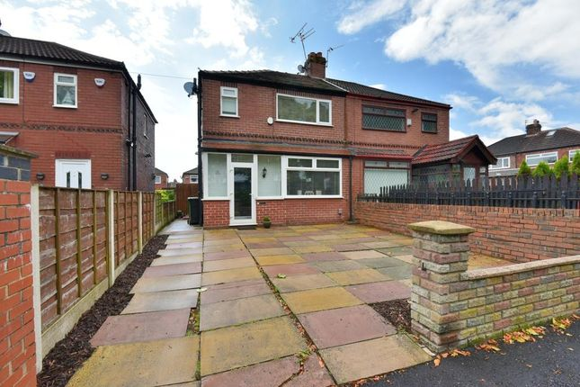 3 bed semi-detached house for sale in Reddish Vale Road, Reddish, Stockport