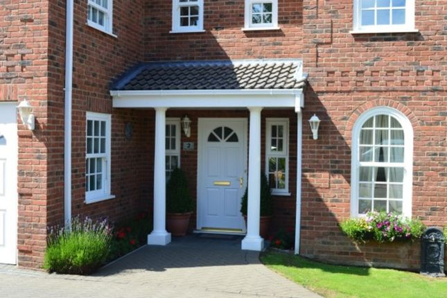 Thumbnail Detached house for sale in Pine Tree Close, Cowes