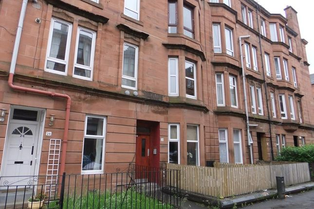 Thumbnail Flat to rent in 0/2, 24 Apsley Street, Glasgow