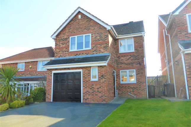 4 bed detached house for sale in Coppice Lane, Harley, Rotherham