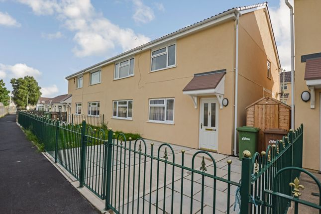 Thumbnail Flat to rent in Rowan Place, Rhymney, Tredegar