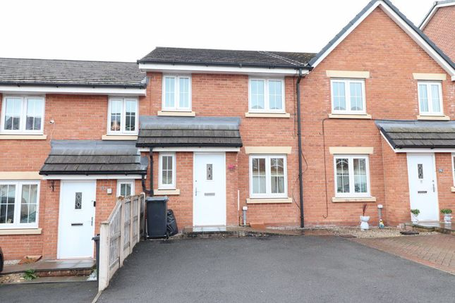 Thumbnail Terraced house to rent in Cavaghan Gardens, Carlisle