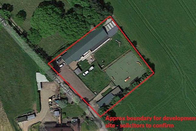Thumbnail Land for sale in Hemel Hempstead Road, Redbourn, St.Albans