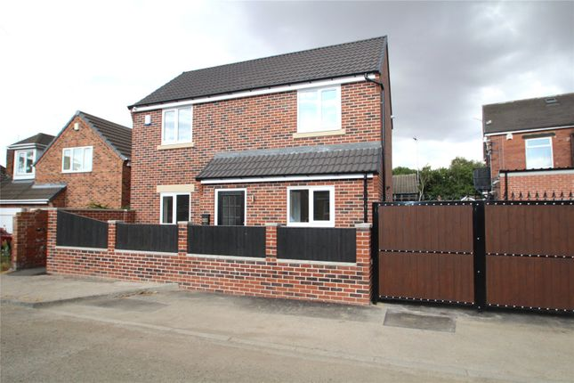 Thumbnail Detached house to rent in Vicarage Close, South Kirkby