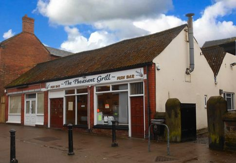 Thumbnail Retail premises for sale in 15 Queen Street, Market Drayton