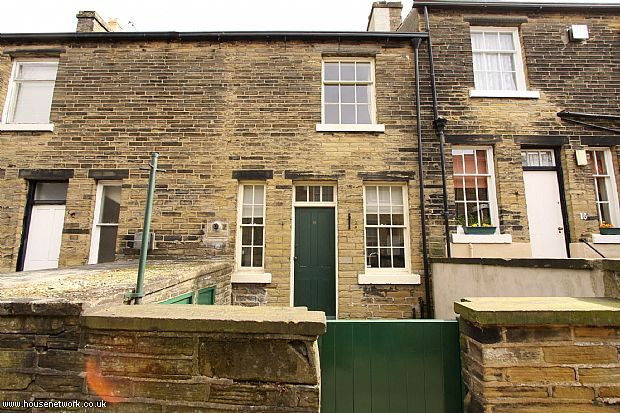 Thumbnail Terraced house to rent in Amelia Street, Saltaire, West Yorkshire
