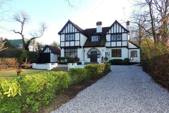 Thumbnail 5 bedroom property to rent in Manor Road, Chigwell