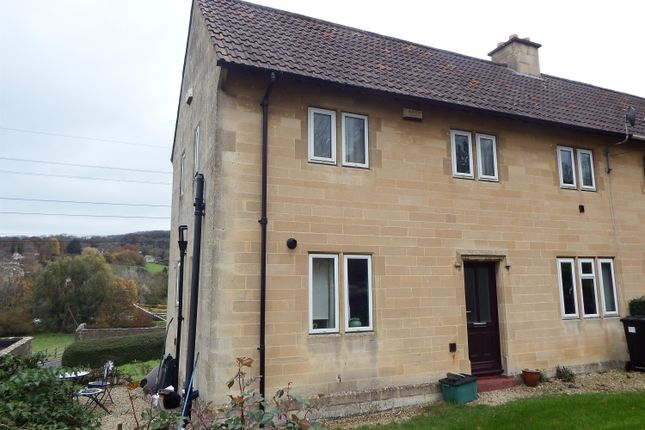 Thumbnail End terrace house to rent in Bathford Hill, Bathford, Bath