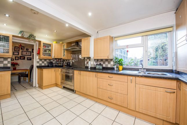 Thumbnail Semi-detached house for sale in Cornwall Road, Gillingham