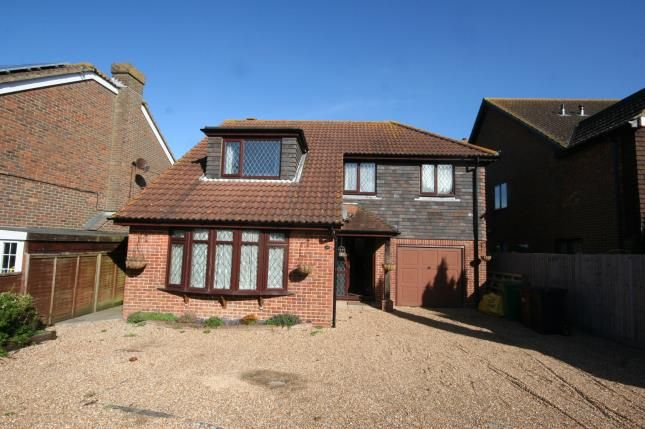 Thumbnail Detached house for sale in St. Davids Close, Eastbourne, East, Sussex