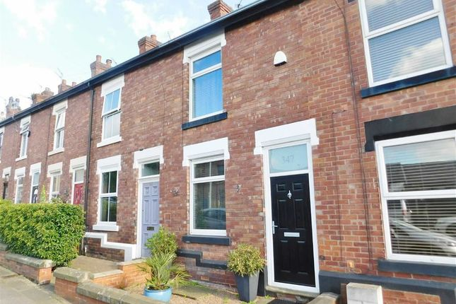 Thumbnail Terraced house for sale in Stockport Road, Gee Cross, Hyde