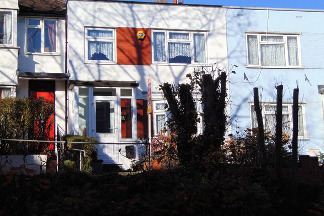 3 bed terraced house for sale in Addington Road, South Croydon