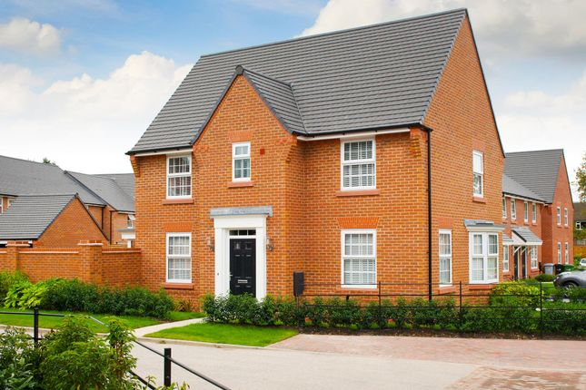 "Thumbnail Detached house for sale in ""Hollinwood"" at Adlington Road, Wilmslow"