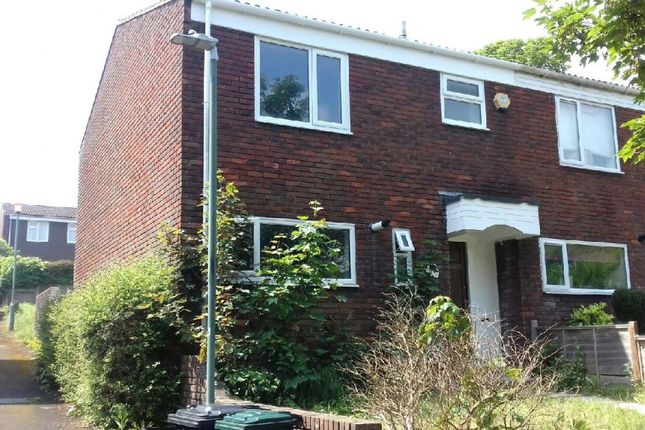 Thumbnail Semi-detached house to rent in Flint Close, Portslade, Portslade, Brighton