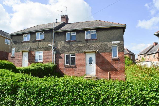 Thumbnail Terraced house to rent in Dene Grove, Prudhoe