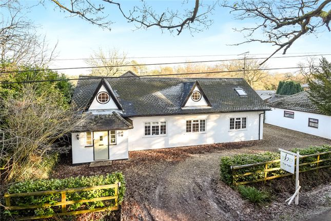 Thumbnail Detached house for sale in Honey Hill, Wokingham, Berkshire