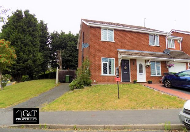 Front Elevation of Bisell Way, Brierley Hill, Brierley Hill DY5