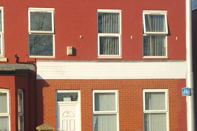 Thumbnail Shared accommodation to rent in Ashton New Road, Manchester