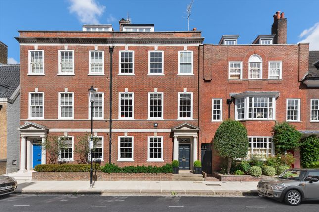 Thumbnail Terraced house for sale in Mallord Street, Chelsea, London