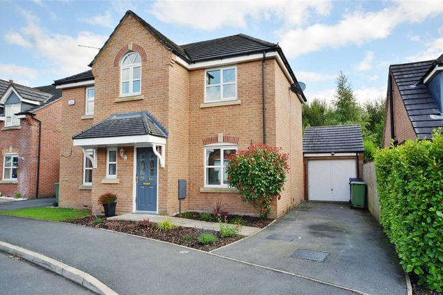 Thumbnail Detached house for sale in Gadbrook Grove, Atherton, Manchester