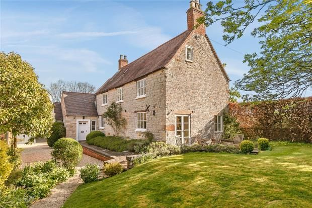 Thumbnail Detached house for sale in Oxhill Bridle Road, Pillerton Hersey, Warwick