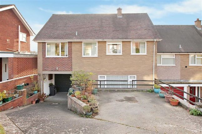 Thumbnail Semi-detached house for sale in Trem Hafren, Red Bank, Welshpool