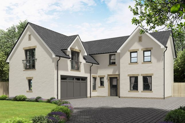 Thumbnail Detached house for sale in Raith Grove, Kirkcaldy, Fife