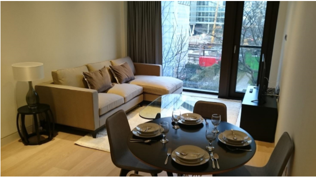 Thumbnail Flat for sale in Roman House, Wood Street, London