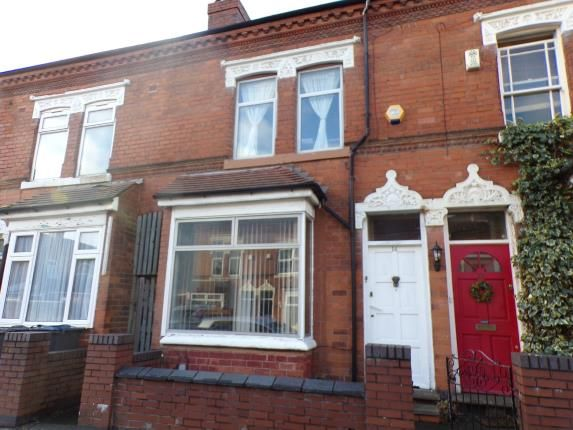 3 bed terraced house for sale in Fashoda Road, Selly Park, Birmingham, West Midlands
