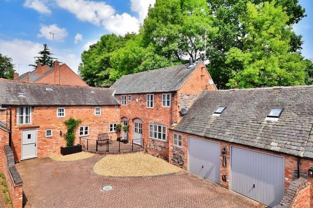 Thumbnail Barn conversion for sale in Cropston Road, Cropston, Leicester
