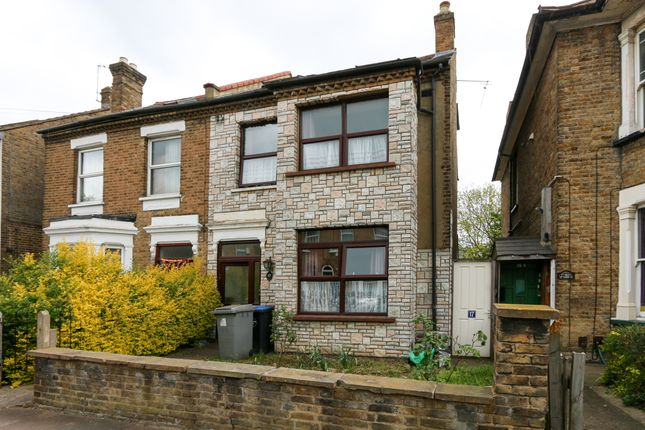 Thumbnail Semi-detached house to rent in Napier Road, Wembley
