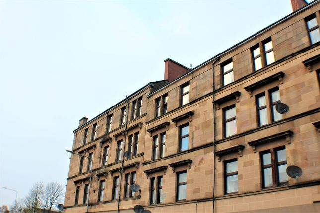 Thumbnail Flat for sale in 623 Hawthorn Street, Glasgow