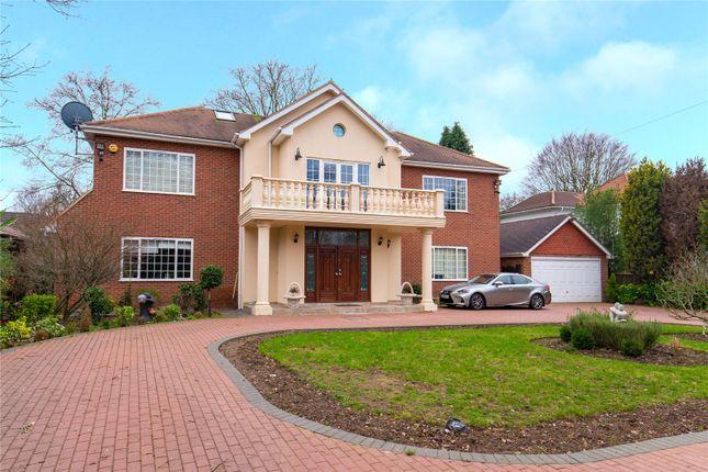 Thumbnail Detached house for sale in Windsor Road, Gerrards Cross, Buckinghamshire