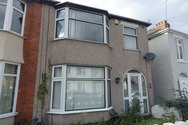 Thumbnail Terraced house to rent in Biggin Hall Crescent, Coventry, West Midlands