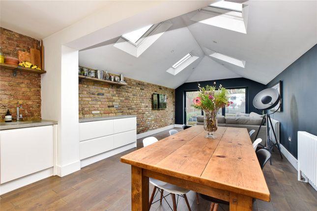 Dining Room of Talbot Road, Rickmansworth, Hertfordshire WD3
