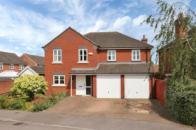 Thumbnail Detached house for sale in Durham Close, Melton Mowbray