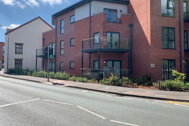 Thumbnail Flat for sale in Lower Sandford Street, Lichfield