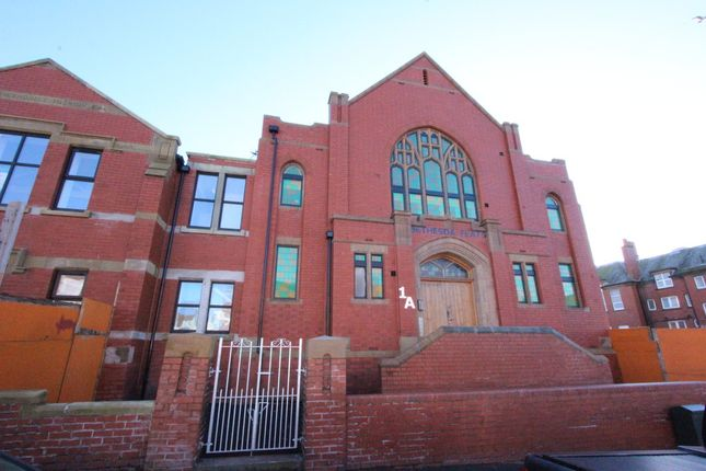 Thumbnail Flat to rent in Lune Grove, Blackpool