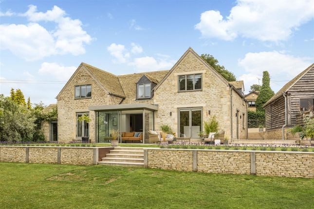 Thumbnail Detached house for sale in The Knoll, Cranham, Gloucester