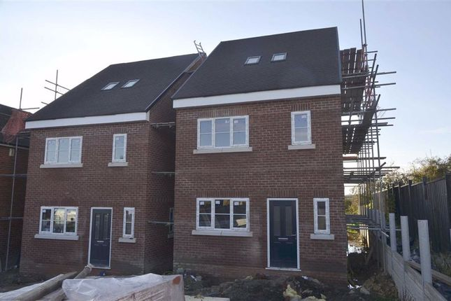 4 bed detached house for sale in Birchwood Lane, Somercotes, Alfreton DE55